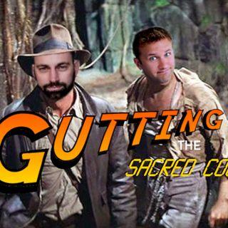 Episode 104: Blake Fulton BULLWHIPS Raiders of the Lost Ark Episode 104 GTSC podcast