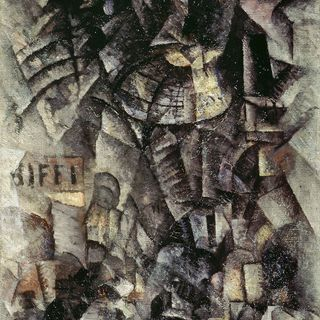 Carlo Carrá. La pittura dei suoni, dei rumori, degli odori (Seconda parte) - Guerra all'Arte #20