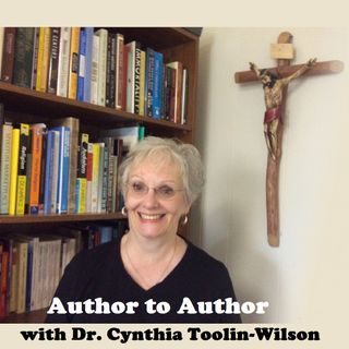 Episode 11: Cynthia Toolin-Wilson interviews Annabelle Moseley, author of Sacred Braille (January 27, 2020)