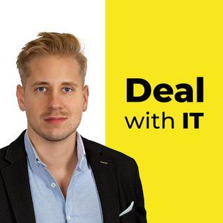 #4 Leszek Mosingiewicz – jak stworzyć i sprzedawać produkt na amerykańskim rynku za pomocą platformy Amazona