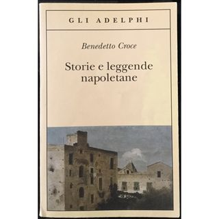 Storie e leggende napoletane. (Niccolò Pesce)