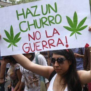 El regreso de America Latina - Il Messico legalizza marijuana
