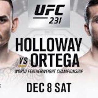 MMA Fight Picks #UFC231