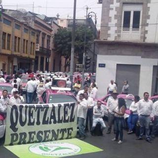 Marchas complican la movilidad en CDMX