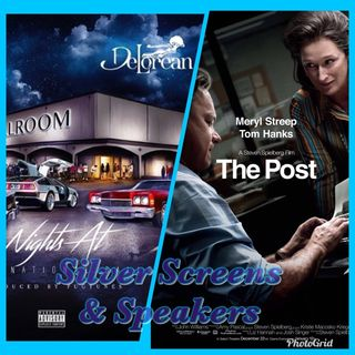 Silver Screens & Speakers: Nights at the Int'l Ballroom/The Post