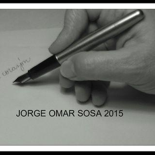 COMO DOS EXTRAÑOS - JORGE OMAR SOSA