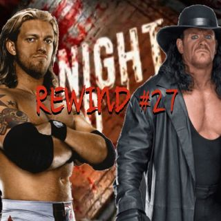 Rewind #27: WWE One Night Stand 2008
