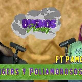 EP.9 | PAREJAS SWINGERS Y POLIAMOR CON PAMOUNSTRO