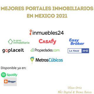 Mejores portales inmobiliarios en México 2021