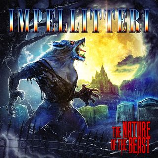 "Premiere Of Impellitteri's New Song ""Phantom of the Opera"""
