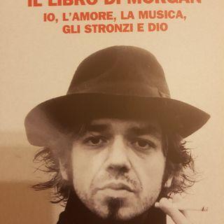 Marco Castoldi : Il Libro Di Morgan-io,l'amore,la Musica,gli Stronzi E Dio - Televisione - Trasparenza