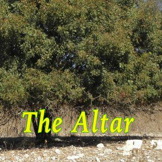 The Altar, Genesis 13:16-18