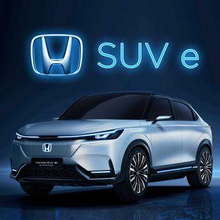 73. Honda SUV e Prototype | Shanghai Auto Show Reveal