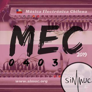 MEC0403 - Tierras chilenas desde la electroacústica