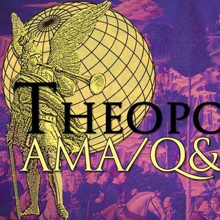 Theopolitics: Live AMA