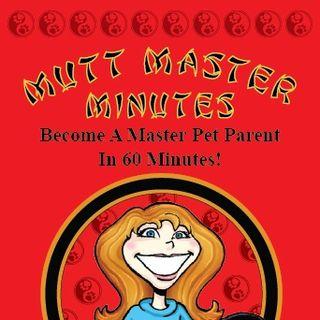 Mutt Master Minutes- Deb Nabb's Book