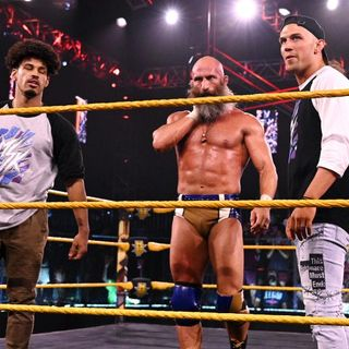 WWE NXT REVIEW: Ciampa Takes Down Holland