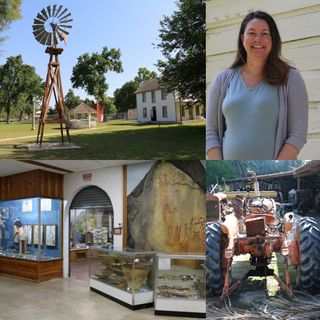 Tulare County Museum - Amy King on Big Blend Radio