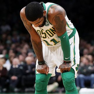 Charles Barkley Harshly Criticizes Celtics All-Star Kyrie Irving