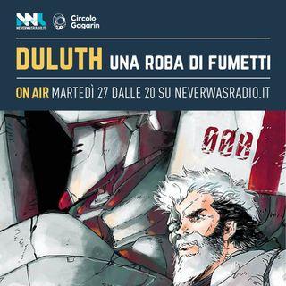 DULUTH 1x02 - Adriano Barone presenta Nathan Never Generazioni