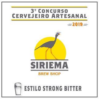 3° Concurso Cervejeiro Artesanal Siriema Brew Shop