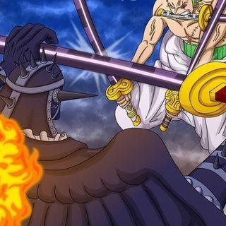 ZORO Y SANJI VS KING Y QUEEN AL FIN! MARCO ES DERROTADO¿? One piece cap. 1022