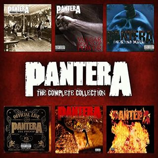Metal Hammer of Doom: Pantera Retrospective