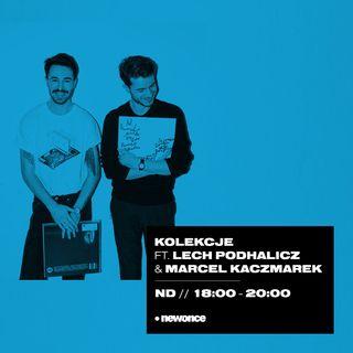 Kolekcje ft. Lech Podhalicz & Marcel Kaczmarek gość Falcon1 31.03.2019