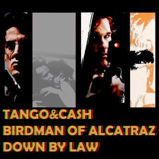 1 Konsept 3 Film: Hapishane Filmleri - Tango & Cash - Alcatraz Kuşçusu - İçerdekiler (Down By Law)