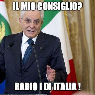 RADIO I DI ITALIA DEL 2/1/2020
