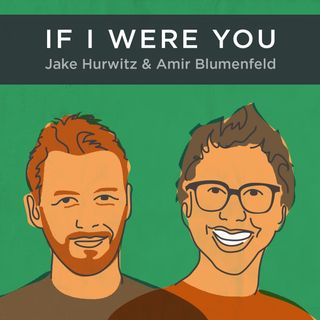 Jake Hurwitz and Amir Blumenfeld