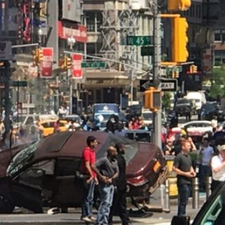 Times Square Incident Kills Teen