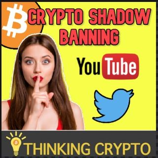 Are Social Media Platforms Shadown Banning Bitcoin & Crypto Content? Ethereum 2.0 Bull Run