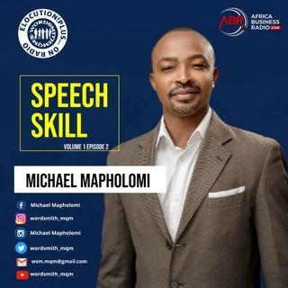 Speech Skill Volume1-Episode 2