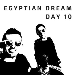30 jun: Egyptian Dream- Day 10- Breakfast in Cairo
