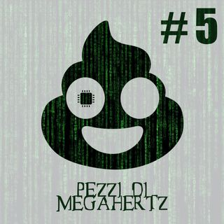 Pezzi di MEgahertz II - Altissimo Purissimo Levissimo PARTE 2