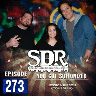 Jessica Kirson (Comedian) - You Got Suttonized