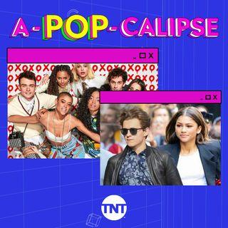 #08 CASAIS NOVOS SURGINDO E SEGREDOS DE GOSSIP GIRL, VIÚVA NEGRA, MADONNA E MAIS UM PLÁGIO DE OLIVIA RODRIGO? | A-POP-CALIPSE TNT