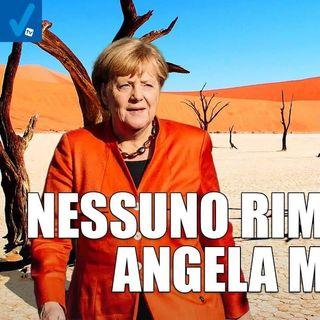 Nessuno rimpiangerà Angela Merkel - Dietro il sipario - Talk show