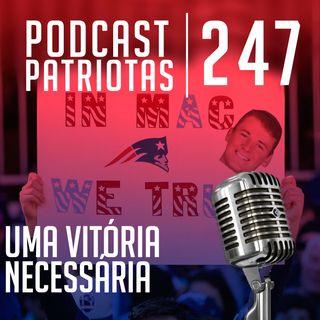 247 - Uma vitória necessária