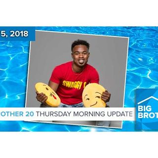 Big Brother 20 | Thursday Morning Live Feeds Update