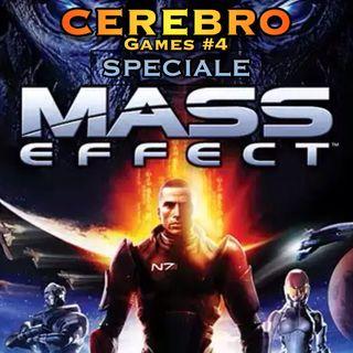 CEREBRO Games #4: MASS EFFECT
