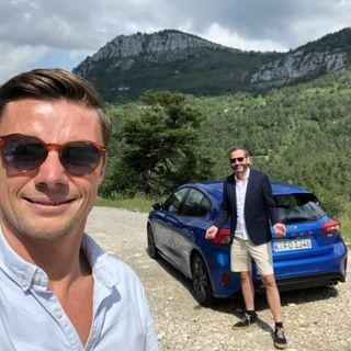 """Den bedste bil vi har lavet"" - med Christian Grau og den nye Ford Focus (2018)"
