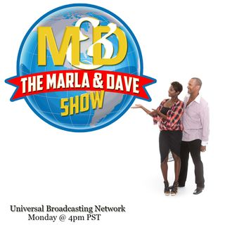 The Marla and Dave Show - Moniece, Lexi, and Lalah Hathaway