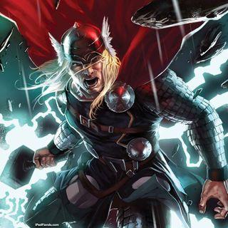 S1 Ep1 - Thor e l'eletticità del cervello