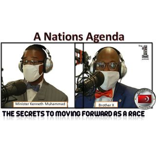 A Nations Agenda : The secret to moving forward as a race.