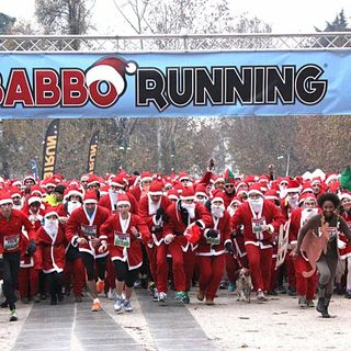 #bg Babbo Running