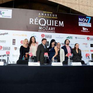 """Llega el """"Requiem de Mozart"""" al Auditorio Nacional"""