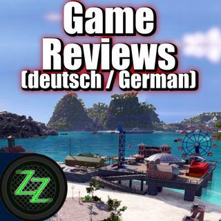 Zap zockt Game Reviews (Deutsch/German)