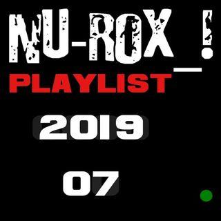 NU-ROX_! PLAYLIST 2019_07